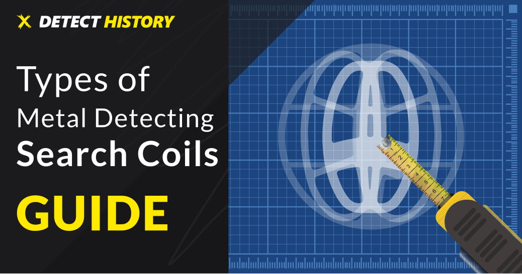 Metal Detecting Search Coils Types
