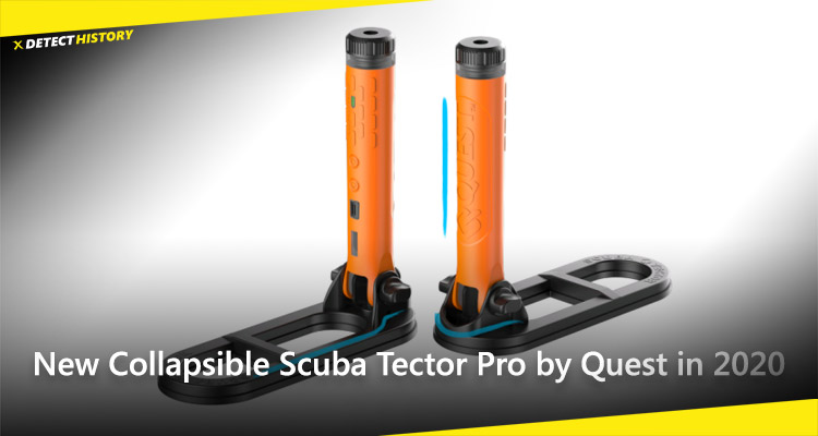 2020 Novelty by Quest A Collapsible Scuba Tector