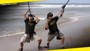 Beach Metal Detecting Tips