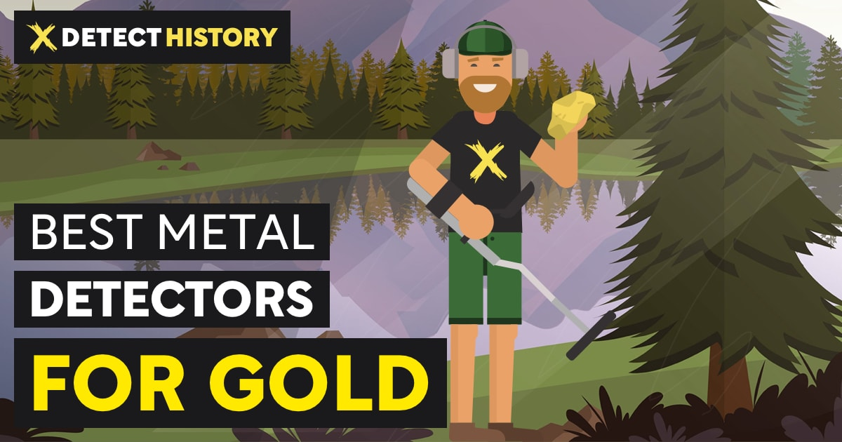 Best Metal Detectors for Gold DetectHistory.com