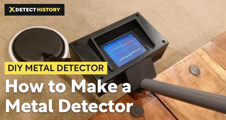 DIY Metal Detector – Is It Possible to Make a Metal Detector?