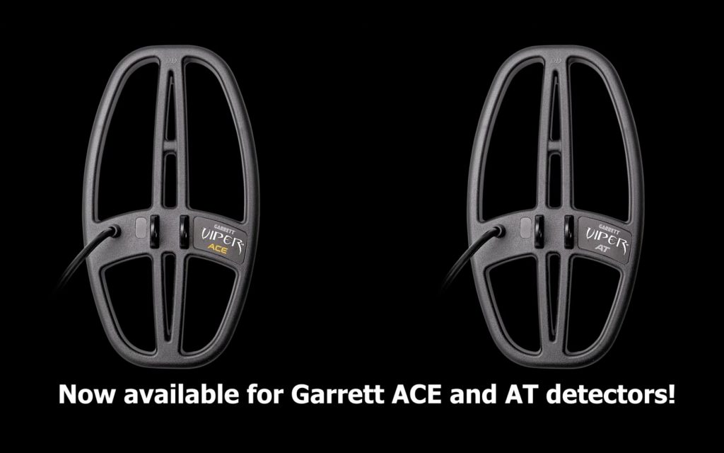 Garrett ACE and AT Viper DD Coil
