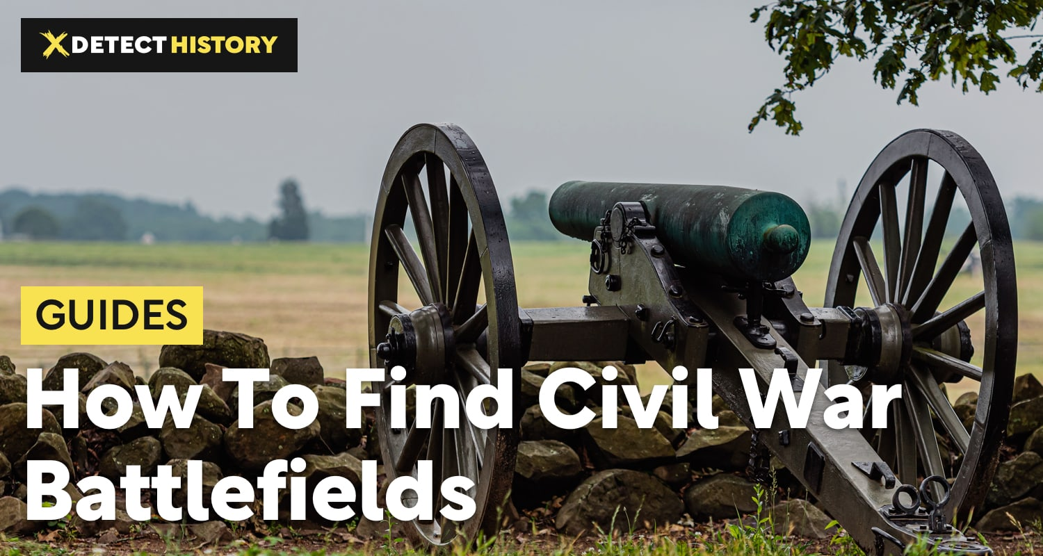 How To Find Civil War Battlefields and Historical Sites