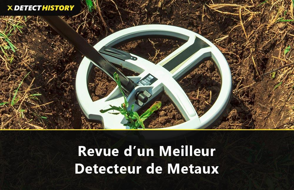 Meilleur Detecteur de Metaux