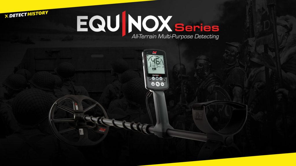 Minelab Equinox 600 & 800 Review