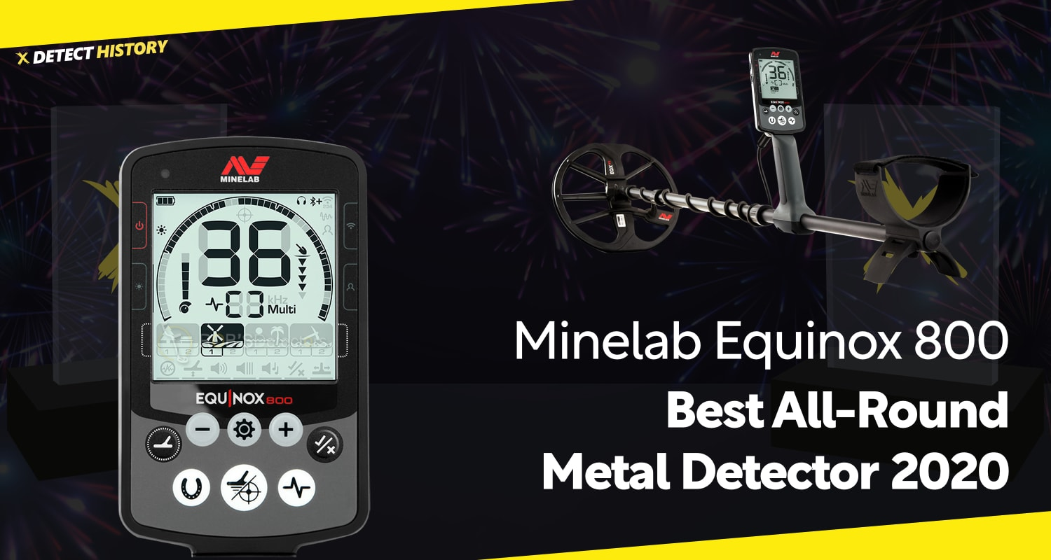 Minelab Equinox 800 Winner