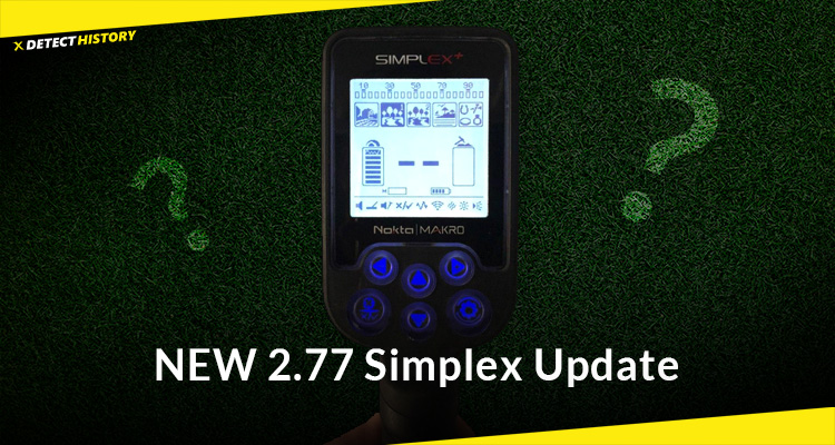New 2.77 Simplex Update What features are added via new Firmware
