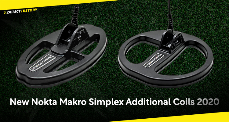 New Nokta Makro Simplex Additional Coils