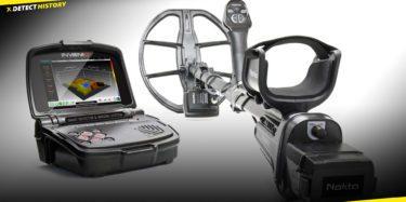 New Smart Metal Detector Nokta Invenio
