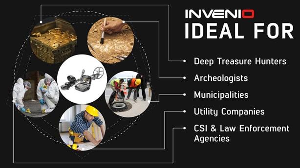 Nokta Invenio Metal Detctor 8