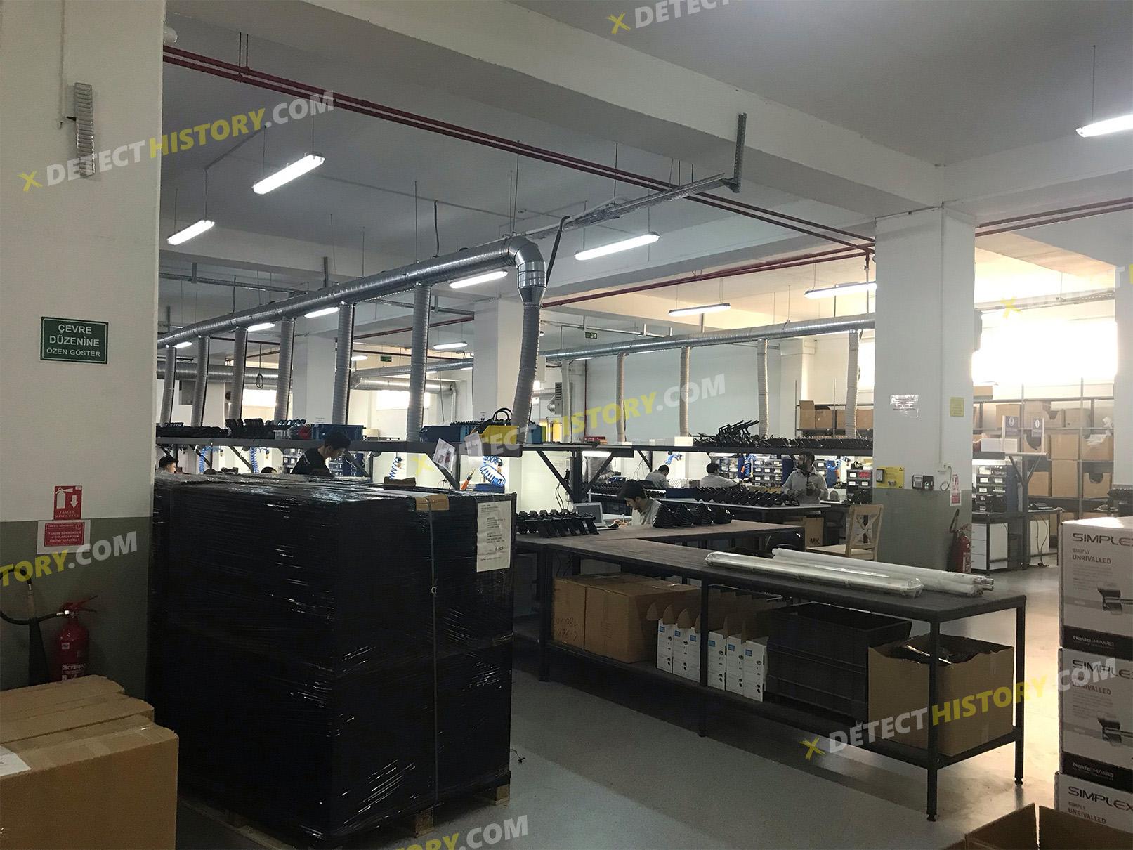 Nokta Makro Manufacturing