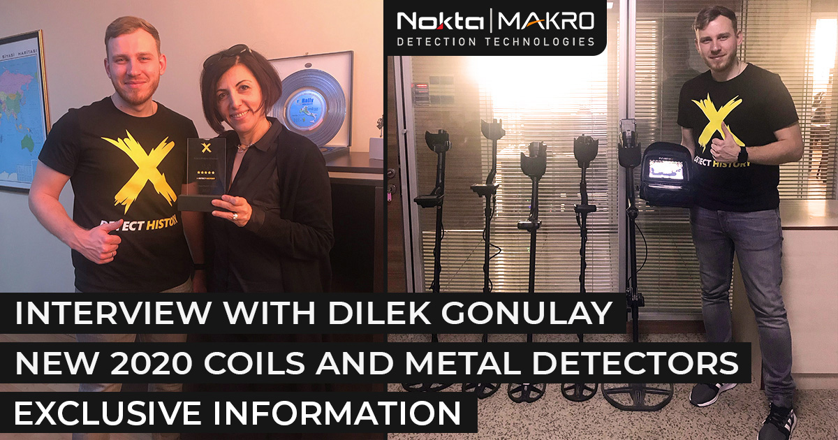 Nokta Makro opens its doors to Detect History 1