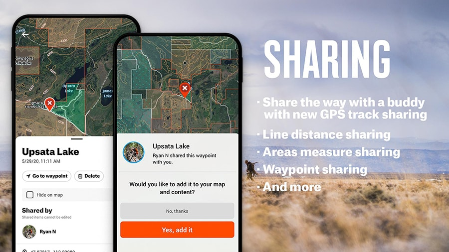 OnX Hunt GPS Maps