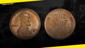 Rare 1943 Copper Penny Worth More Than Million Dollars