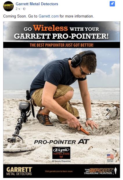 New Garrett Pro-Pointer AT Z-Lynk Review 2018 • Detect History
