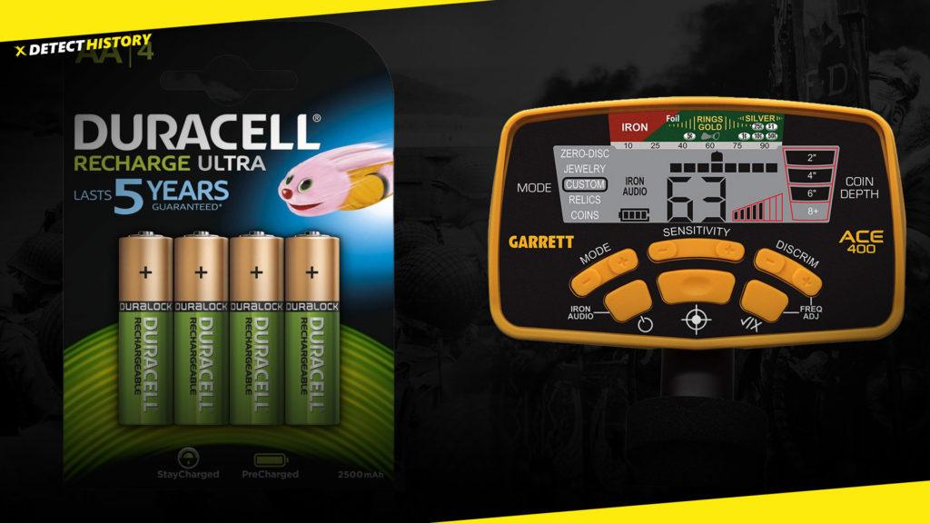 Best Batteries For Metal Detector