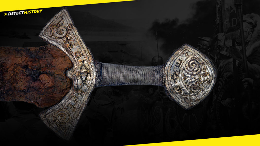 Unmasking The Hilt Of The Viking Sword
