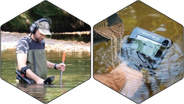 anfibio waterproof