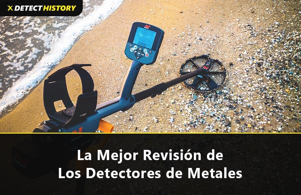 el Mejor Detector de Metales