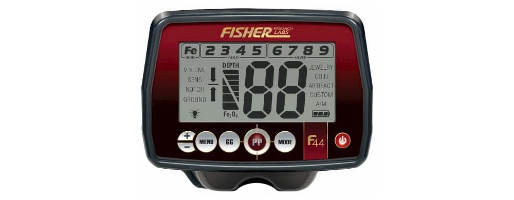 fisher f44 control box