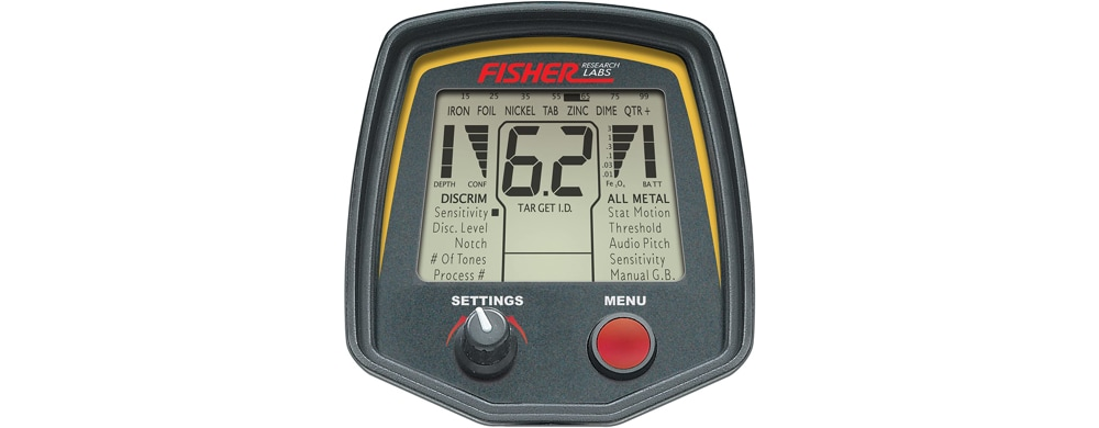 fisher f75 control box