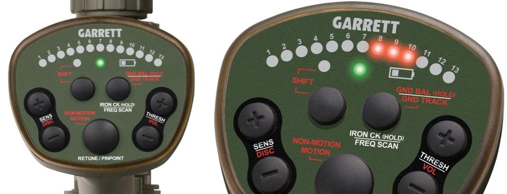 garrett atx controls