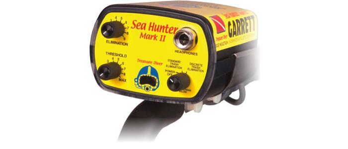 garrett sea hunter mark ii preview