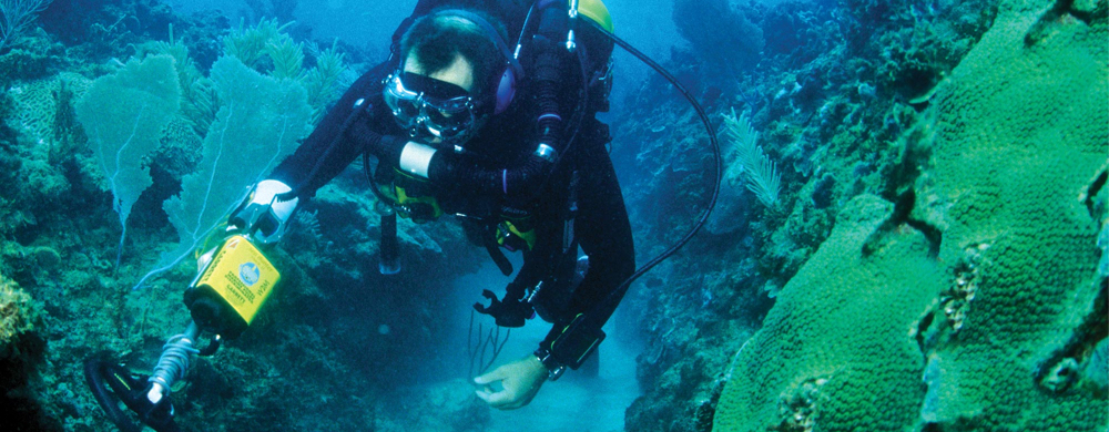 garrett sea hunter mark ii user