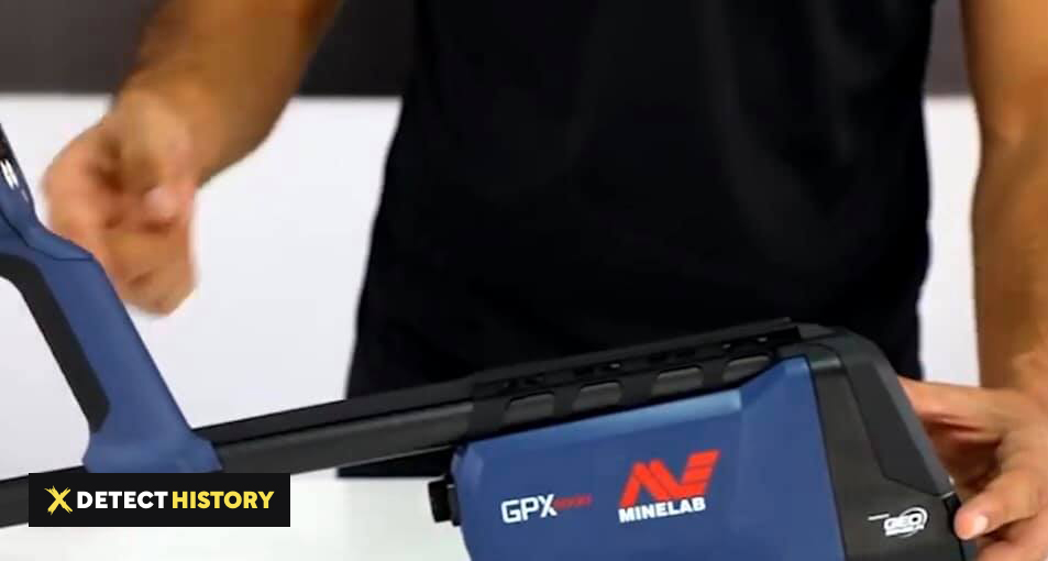 minelab gpx6000 battery