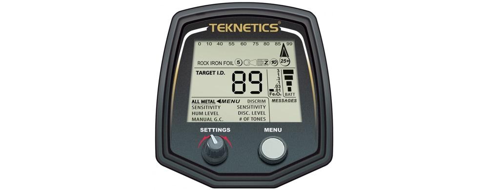 teknetics t2 control box